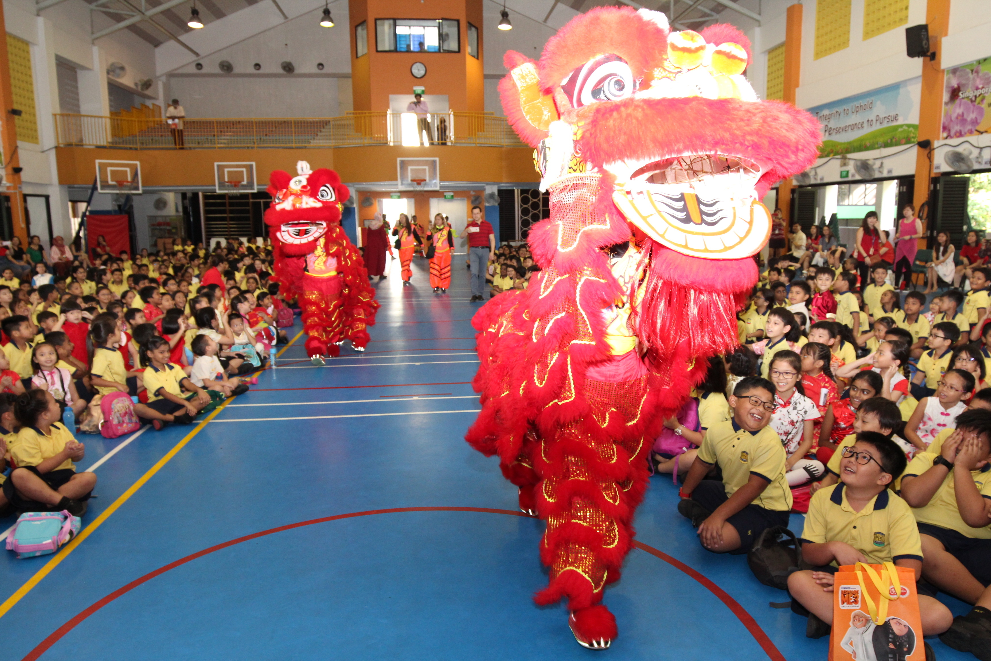 Everyone's favourite Lion Dance!.JPG