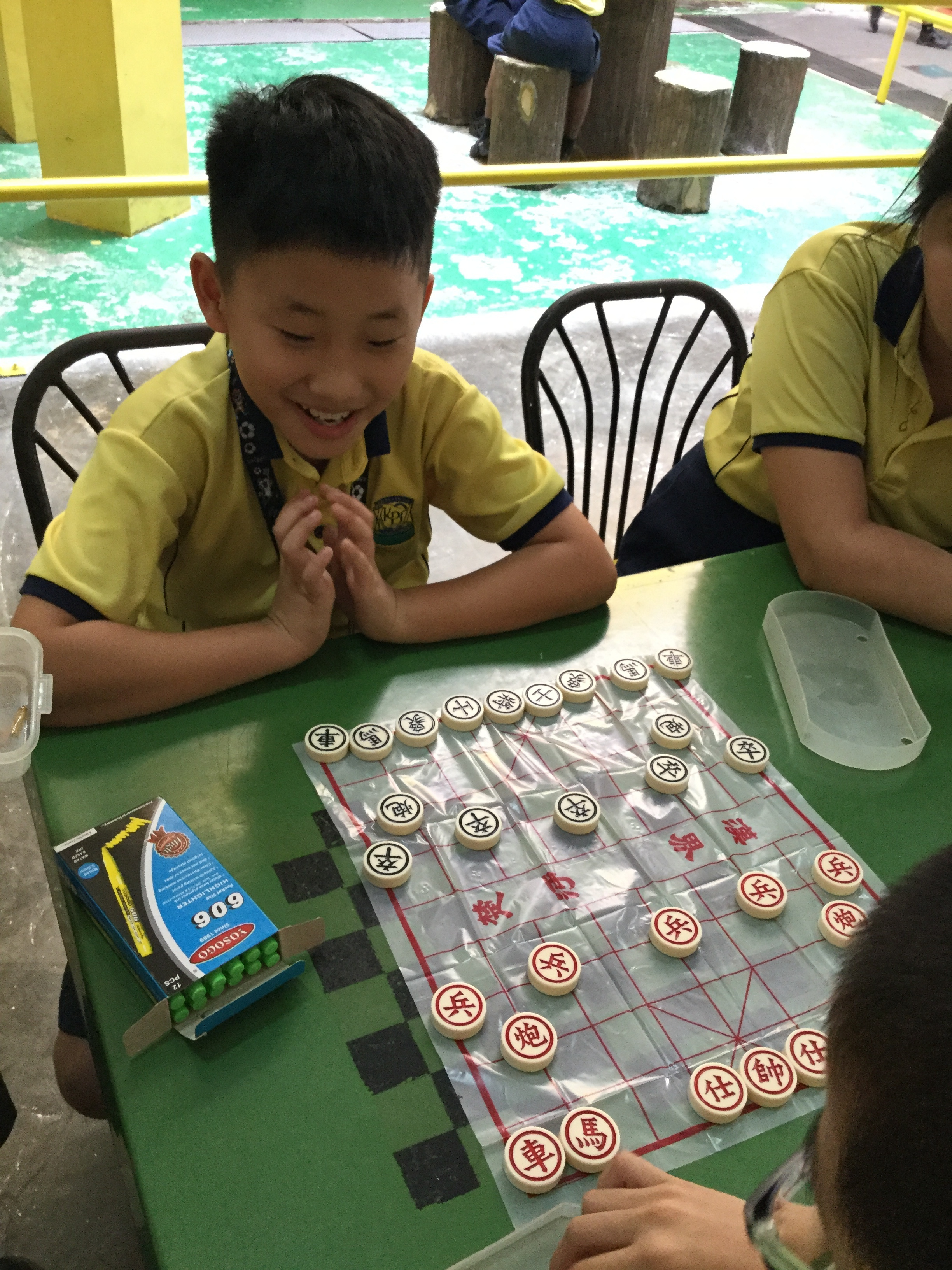 Recess Activity - Chinese Chess.JPG